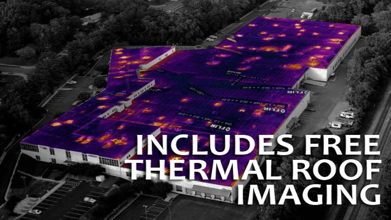 thermal roof scan moncton