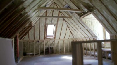 Home insulation NB grant